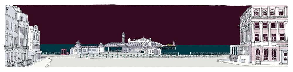 alej ez Brighton City Pier home