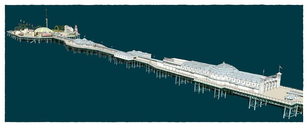 Palace-Pier-Brighton-By-Alejandro-Martinez