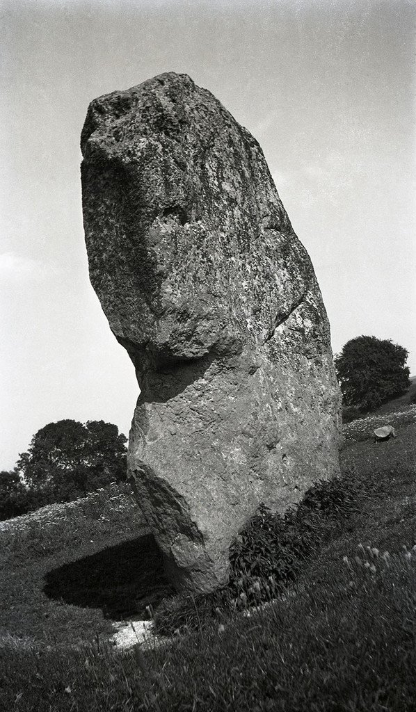 Avebury Sentinel by Paul Nash