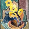 Blue Jug by Blanche Lazzell