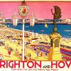Brighton & Hove(Pink) Publicity Poster by unkown