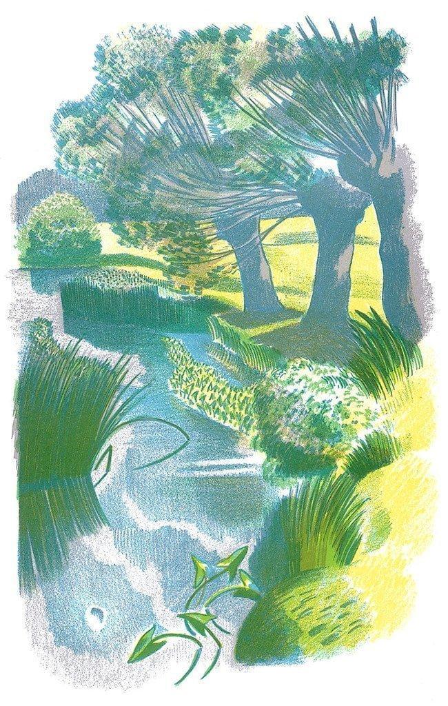 Early Summer by John Nash