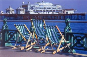 From Hove, Actually by Philip Dunn