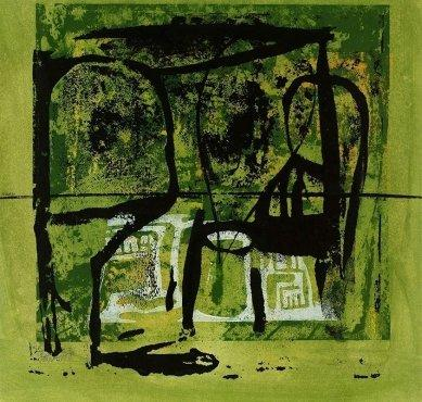 Peter Lanyon -In the Trees by Peter Lanyon