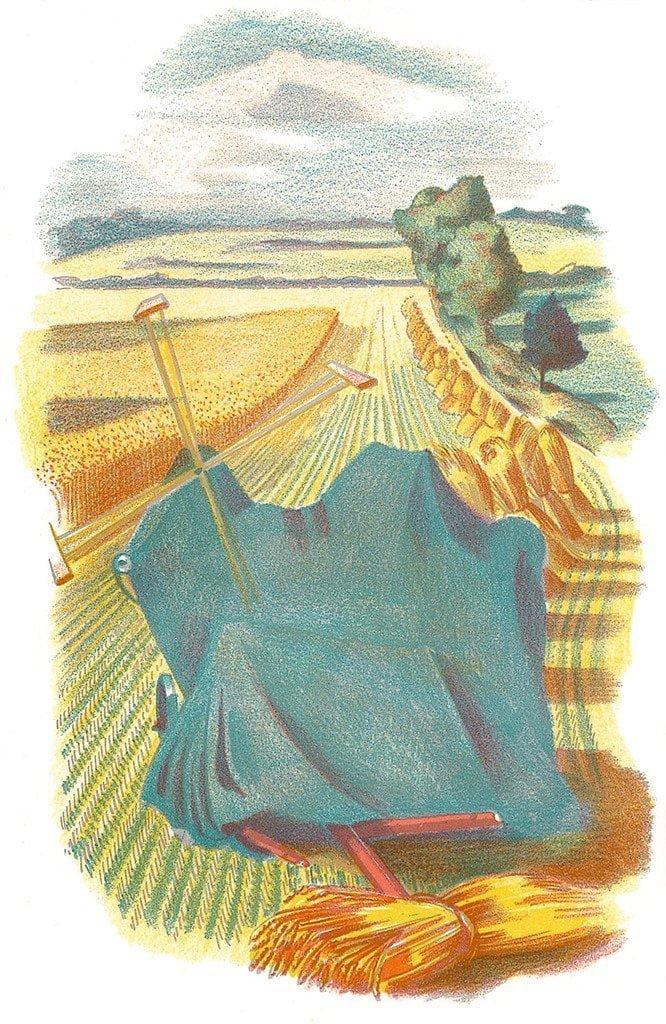 Late Summer by John Nash
