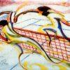 Lawn Tennis by Cyril Power