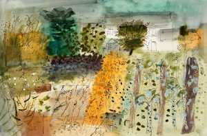 Locmariaquer, Brittany by John Piper