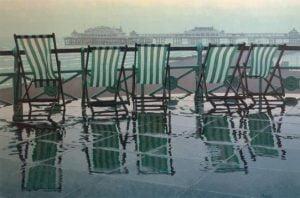 Precipitation Within Sight by Philip Dunn