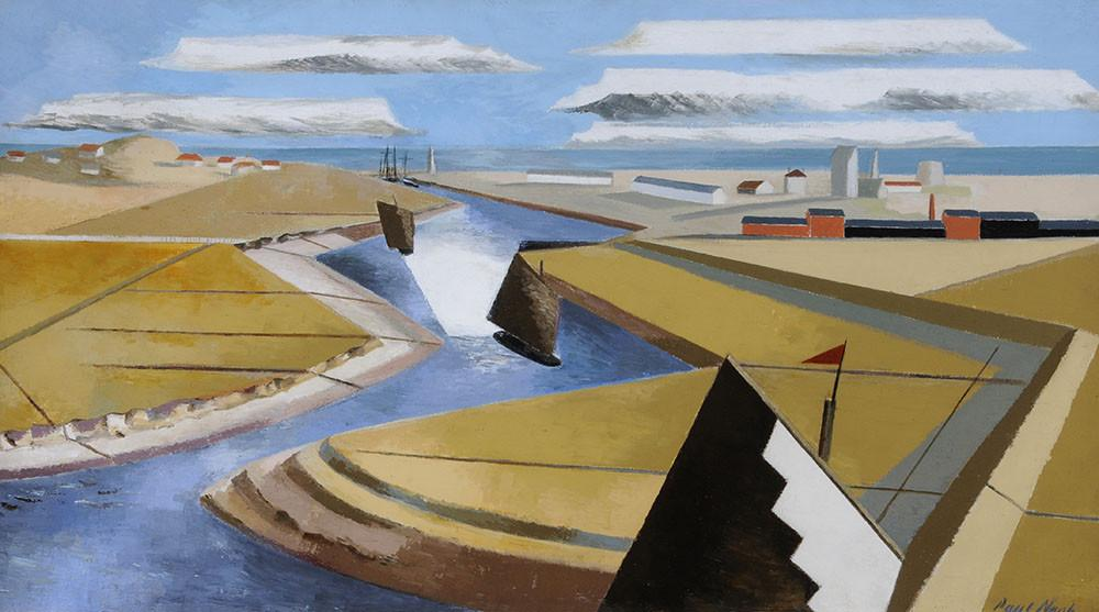 Rye Marshes by Paul Nash