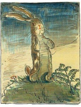 Spring Time-`The Velveteen Rabbit' by unkown