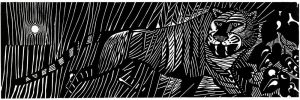 Tyger! Tyger! by Edward Bawden