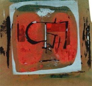 Underground by Peter Lanyon