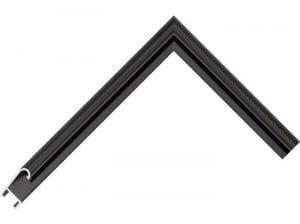 sample of black 7mm frame