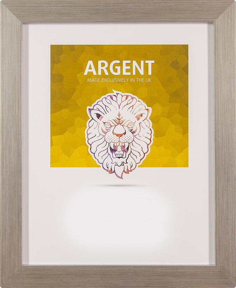 Ultimat Argent Silver Frame A4
