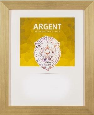 Ultimat Argent Gold Frame 10x8n