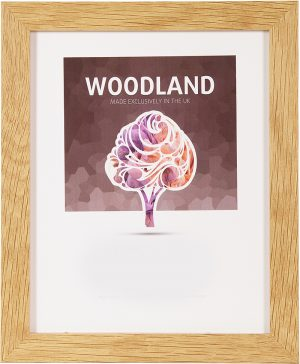 Ultimat Woodland Oak Frame 30x30 cm