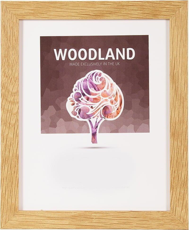 Ultimat Woodland Oak Frame A2