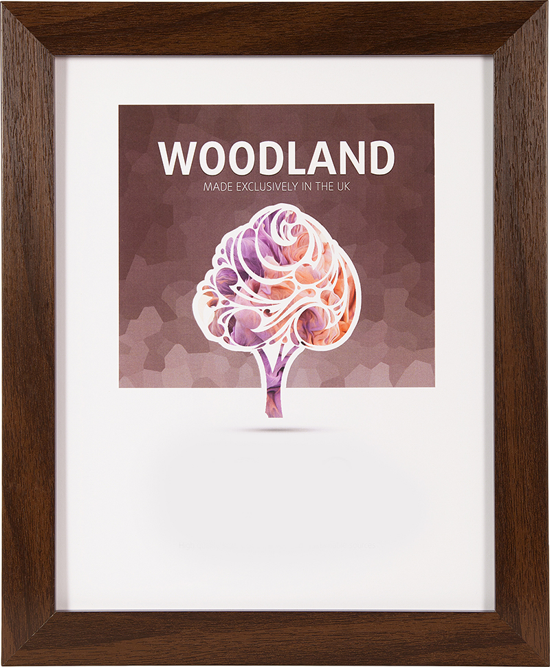 Ultimat Woodland Walnut Frame 40x50 cm