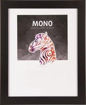 Ultimat Mono Black Frame 40x50 cm