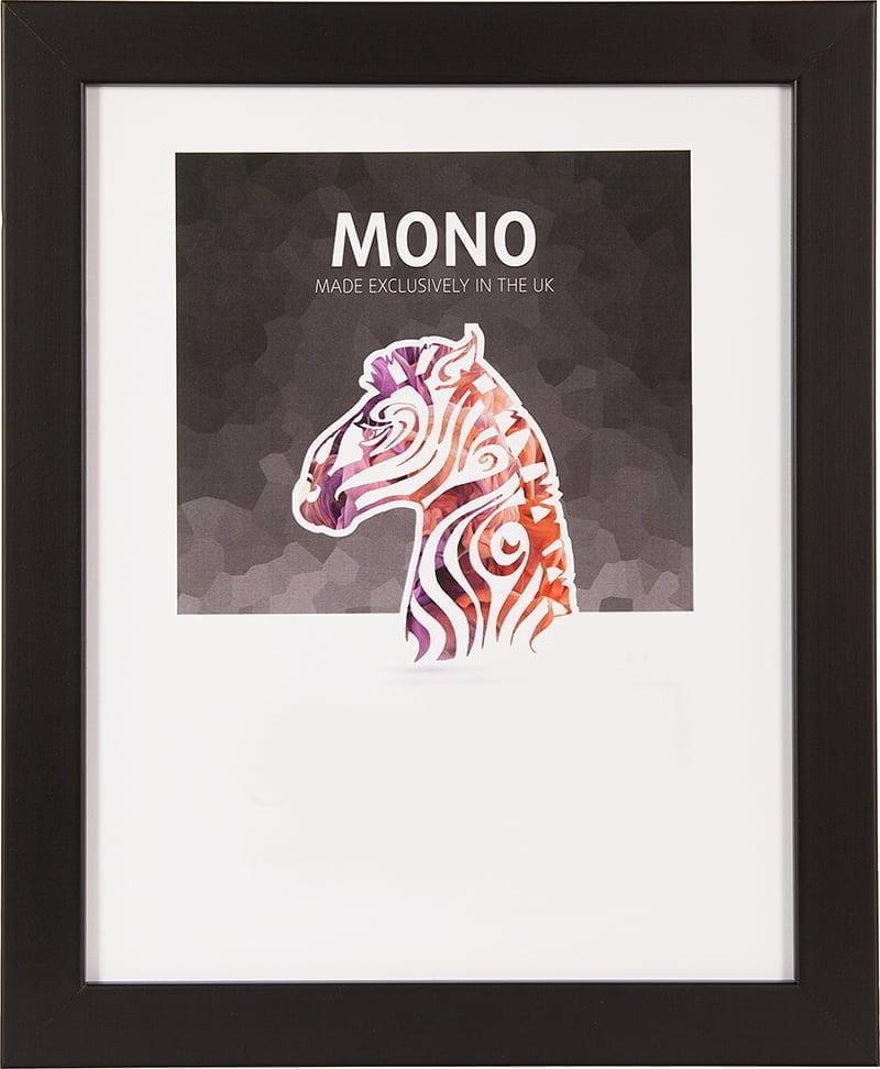 Ultimat Mono Black Frame A3