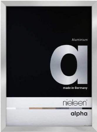 Nielson Alpha Silver Aluminium Frame 15x10 cm