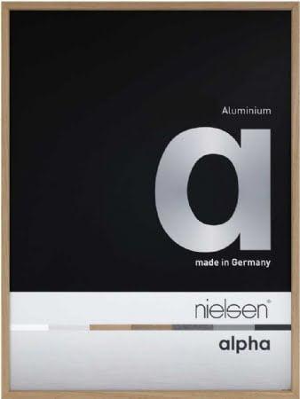 Nielson Alpha Oak Aluminium Frame 40x40 cm