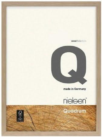 Nielson Quadrum Oak Wood Frame A3