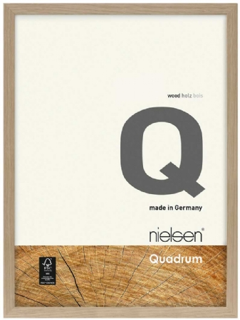 Nielson Quadrum Oak Wood Frame 50x40 cm